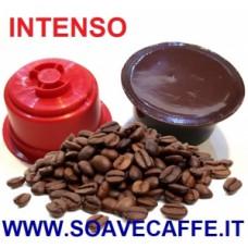 110 CAPSULE PER CAFFIT. CAFFE' INTENSO. INTENSITA' 10