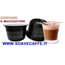 30 CAPSULE PER CAFFIT. CORTADO (Caffè macchiato)