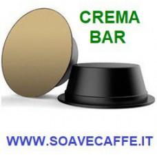 120 CAPSULE ON CAFFE' CREMA BAR. INTENSITA' 09