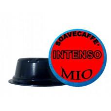 50 CAPSULE CAFFE' CREMA BAR PER LAV. BLUE E IN BLACK