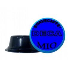 50 CAPSULE CAFFE' DECAFFEINATO PER LAV. BLUE E IN BLACK