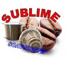 100 + 10 CAPSULE CAFFE' SUBLIME INTENSITA' 12+